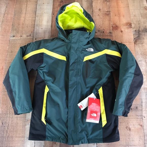 5973aa1e0b9e North Face Boys Youth Large (14-16) Hooded Jacket